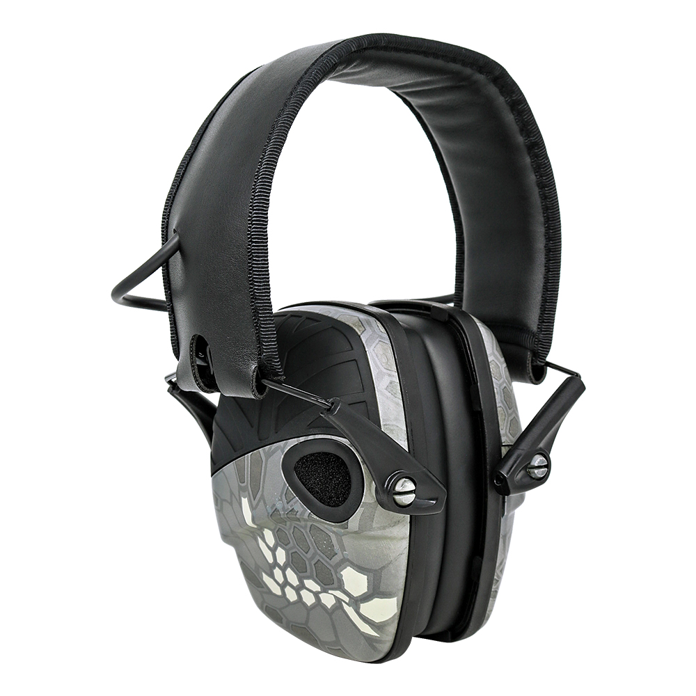 Electronic Hearing Protection Tactical Headphones Electronic Shooting Earmuffs Sound Amplification Noise Reduction Ear Protector