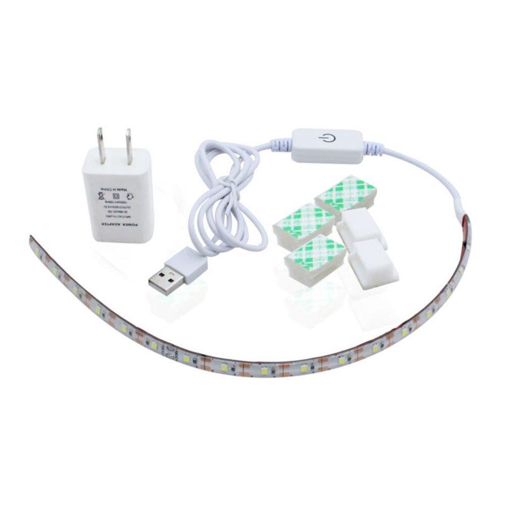 LED Super Bright Sewing Clothing Machine Light Strip Light Kit Multifunctional Flexible Work Lamp light for Workbench Lathe Dril