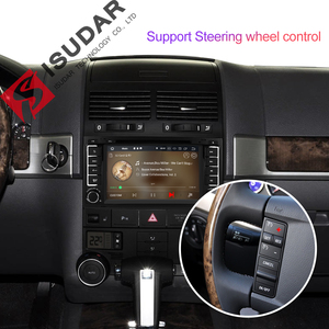Image 4 - Isudar 2 Din Auto Radio Android 9 For VW/Volkswagen/Touareg CANBUS Car Multimedia Video DVD Player GPS Navigation USB DVR FM/AM