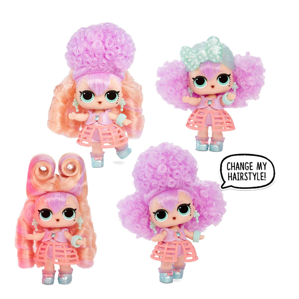 Image 5 - lols Dolls Surprise With original ball a function of crying and peeing or clothing discolorationAction & Toy Figures   -