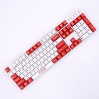 MP Dye-Sublimated Keycap 87/108 Keys Thick PBT keycaps  MX Switch Cherry/NOPPOO/Flick Mechanical Keyboard Keycap