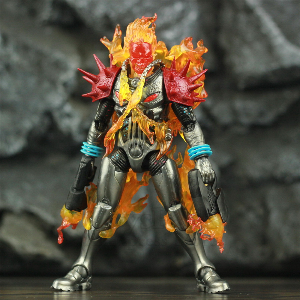 Marvel Legends Cosmic Ghost Rider 6