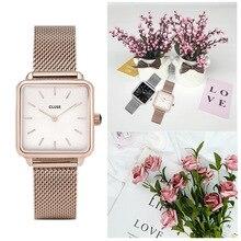 Luxury Designer Brand Women Casual Dress Quartz Watch Ladies Bracelet W