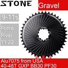 石砂利ライバルためギア 11 22 力 11 22 直接マウントdmギアチェーンホイール歯プレートsramのためロードバイクaxs