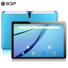2020 neue Tablet Pc 10,1 Zoll Octa Core Android 9,0 Google Play 4G LTE Anruf Tabletten WiFi Bluetooth GPS 10 Inch Glas