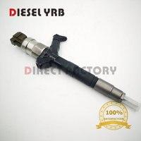 Injecteur de rail commun Original   Nouveau et de haute qualité 095000-0510 pour injecteur X-Trail T30 2.2L  injecteur