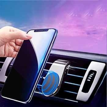 Metal Magnetic Car Phone Holder for BMW serie 1 X5 E70 E53 F30 F10 F20 X3 X4 X7 G30 E90 E60 E39 E30 E46 E36 E92 E87 Accessories image