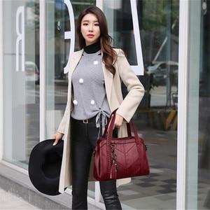 Image 2 - Brand Hot Luxury Handbags Women Bags Designer Bags For Women 2019 Ladies Hand Shoulder Bag Casual Tote Sac A Main Femme Bolsas