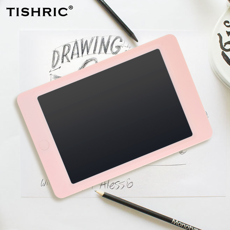 8.5/10 Inch Kids <font><b>Tablet</b></font> LCD Writing <font><b>Tablet</b></font> Digital Drawing <font><b>Tablet</b></font> Ultra Thin Portable Smart <font><b>Notebook</b></font> Drawing Board For Children image