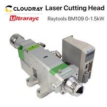 Ultrarayc BM109 Raytools głowica tnąca z włókna 0 1.5kW automatyczna regulacja ostrości do cięcia stali węglowej