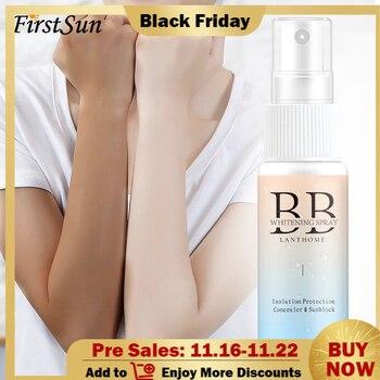 Spray BB Cream Concealer Brighten Whitening Cream Moisturizing Base Face Foundation Makeup Serum Korean cosmetics недорого
