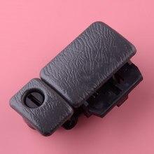 Manija de pestillo de plástico para guantera de coche, accesorio para Suzuki Jimny Vitara Grand Vitara, color gris