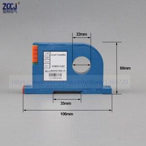 Image 4 - Передатчик переменного тока AC1A,2A,5A,10A,15A,20A,30A,50A,100A,150A,200A,250A,300A,400A,500A,600A, 4 20mA,0 20mA ,0 5 В, 0 10 В выход