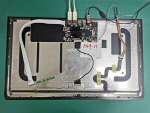 Image 2 - IMac A1419 5k 2K A1418 4k 2K LCD LED 스크린 디스플레이 LM270WQ1 LM270QQ1 LM215WF3 LM215UH1 테스트 제어 드라이버 보드
