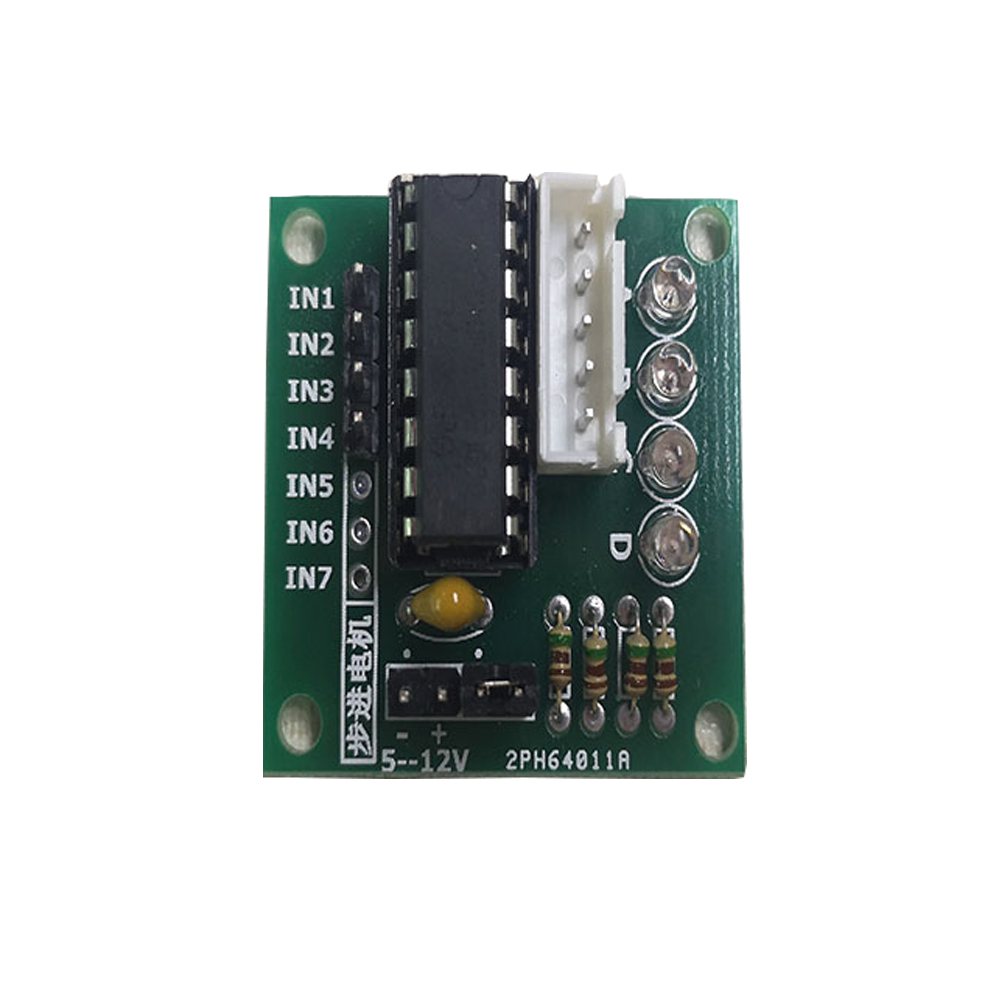 High-power Stepper Motor Driver Board ULN 2003 4-Phase Indicator Light Module For Arduino AVR SMD DIY Kit