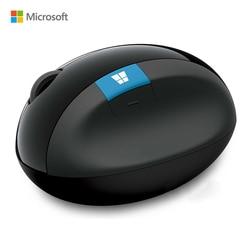 Microsoft Sculpt Ergonomis Bluetooth 4.0 2.4G Hz Wireless Bluetooth Mouse Blueshin Teknologi 1000 Dpi Interface Mouse Komputer