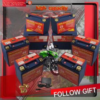 LifePo4-batería de litio para motocicleta, 12V, 5Ah, 7Ah, 10Ah, 12Ah, 14Ah, 20Ah, BMS, batería de arranque de hierro para Motor bmw, 12v, baterías li fe
