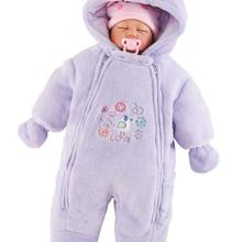 Baby Romper winter Outdoor For outing clothes newborn winter