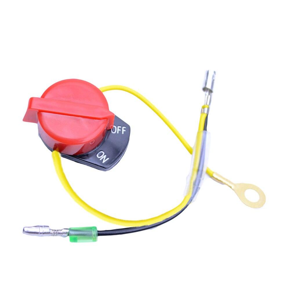 Low Oil Alert Sensor Module Switch Fits MOST Honda GX240 GX270 GX340 GX390 GXH50