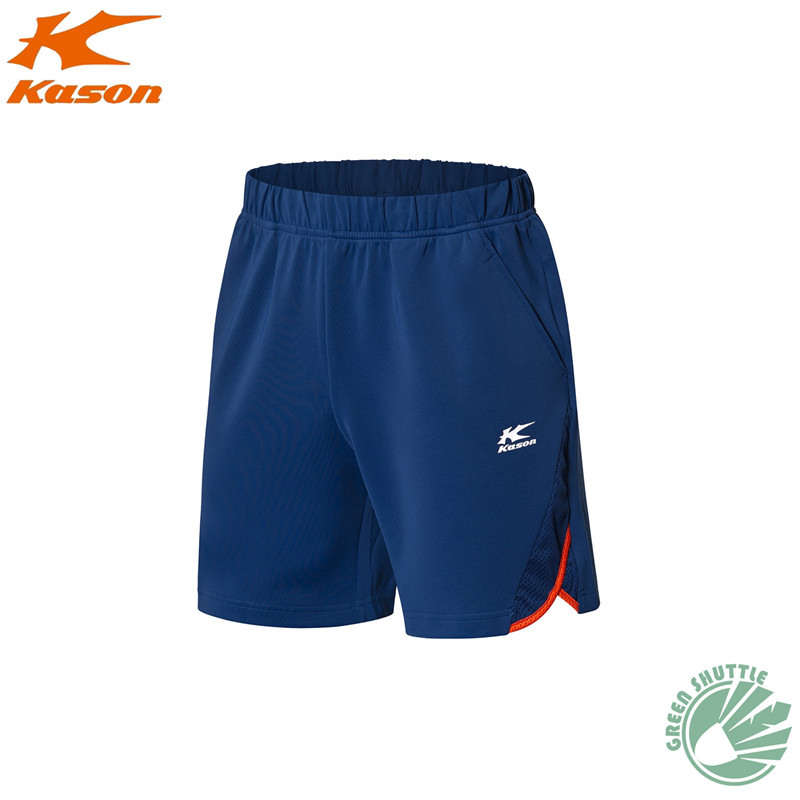 Оригинальные штаны для бадминтона, новые мужские FAPM005-3 дышащие спортивные штаны для соревнований, тренировочные штаны - Цвет: Армейский зеленый