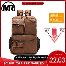 MARKROYAL yeni erkek keten sırt çantası omuzdan askili çanta öğrenciler eğlence çantası bilgisayar çantası okul Mochila gençler 15 inç Laptop sırt çantası