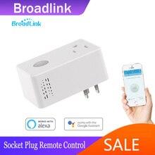 Broadlink SP3 16A US inteligentny zegar Wifi gniazdo wtykowe inteligentna automatyka domowa sterowanie bezprzewodowe dla IOS Android Original