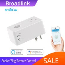 "Broadlink SP3 16A ארה""ב אינטליגנטי טיימר Wifi שקע תקע חכם בית אוטומציה שליטה אלחוטית עבור IOS אנדרואיד מקורי"