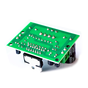 Image 4 - חכם אלקטרוניקה TDA7293 דיגיטלי אודיו מגבר לוח מונו ערוץ אחד AC 12v 50V 100W
