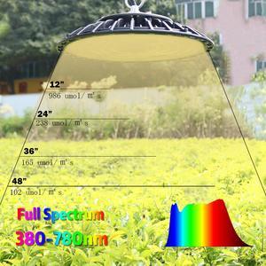 Image 4 - Бесплатная вилка 380 780nm Солнечный свет светодиодный светильник для выращивания полный спектр Водонепроницаемая теплица цветение рассады цветок овощи растение коробка палатка