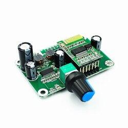 Bluetooth 4,2 TPA3110 30 Вт + 30 Вт Цифровой стерео аудио Мощность модуль усилителя 12 V-24 V автомобиль для USB Портативный Динамик 15 Вт + 15 Вт