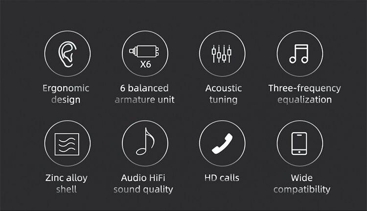 fones de ouvido alta fidelidade no monitor
