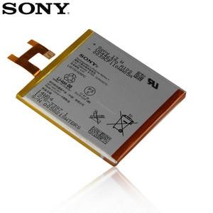 Image 5 - Orijinal yedek Sony pil SONY Xperia Z için L36h L36i c6602 SO 02E C6603 S39H LIS1502ERPC LIS1551ERPC orijinal 2330mAh