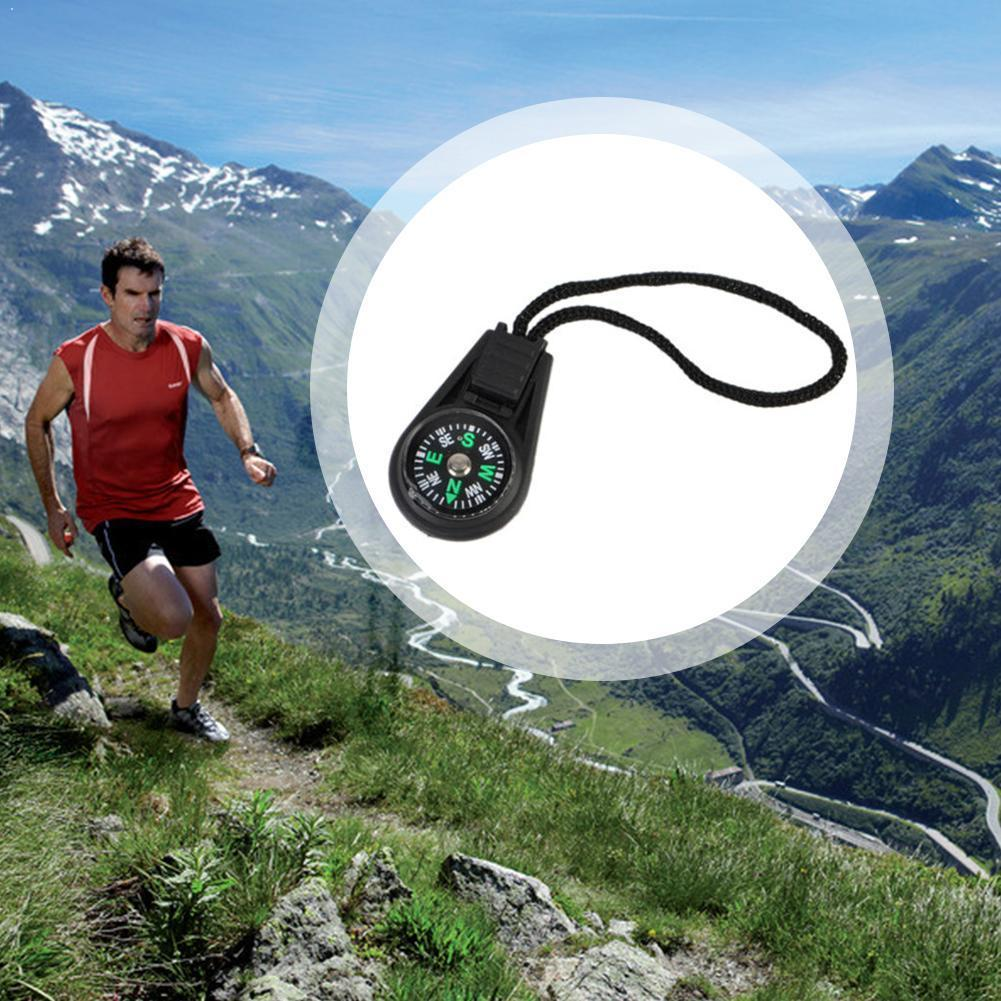Compass Pendant Hanging-Equipment Travel Convenient Climbing Wrist/surviva Camping Small