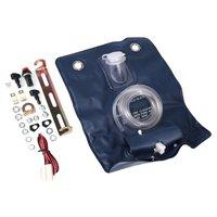 Kit universal do saco da garrafa da arruela do pára-brisas com bomba de 12 volts para o bom desempenho clássico do carro 151286776374