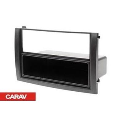 Mounting Frame CARAV 11-035 (DIN 2/1 SKODA Fabia 2003-2006 W/pocket (with Pocket)