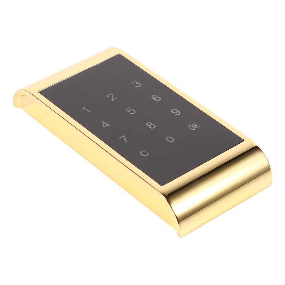Electronic Touch Keypad Password Lock 4