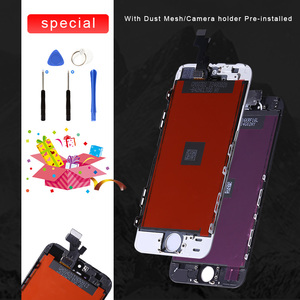 Image 2 - Aaa + + + Voor Iphone 6 6S 6Plus 6Splus Lcd Met 3D Kracht Touch Screen Digitizer Vergadering Voor iphone 7 8 Plus Display Geen Dode Pixel