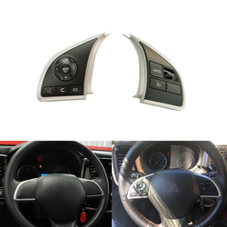 For Mitsubishi ASX 2013 2014 2018 Space Star 2013-2015 Cruise Speed Control Switch Audio Bluetooth Button Steering Wheel Buttons
