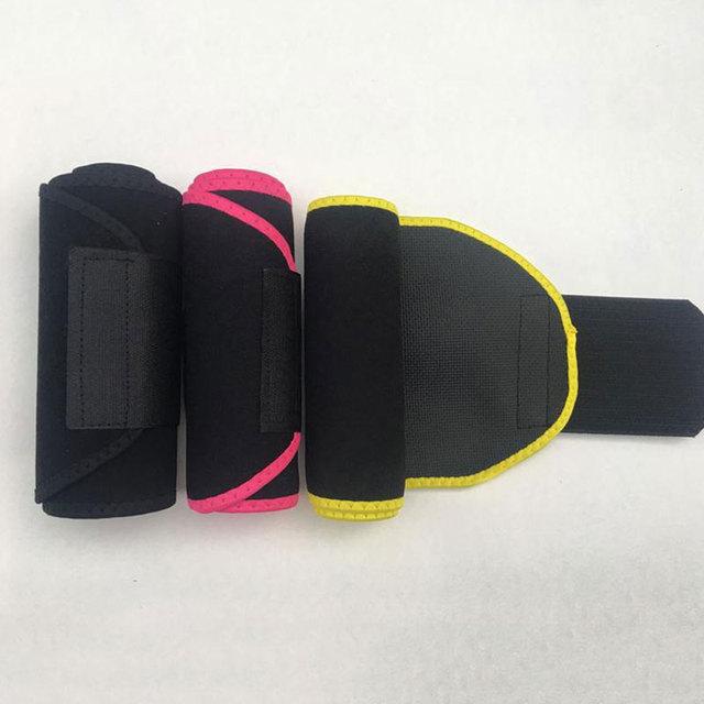 Body Shaper Corset Cincher Wrap Fitness Waist Trainer Sweat Trimmer Waist Belt Power Thermo Workout Shapewear Slimming 3