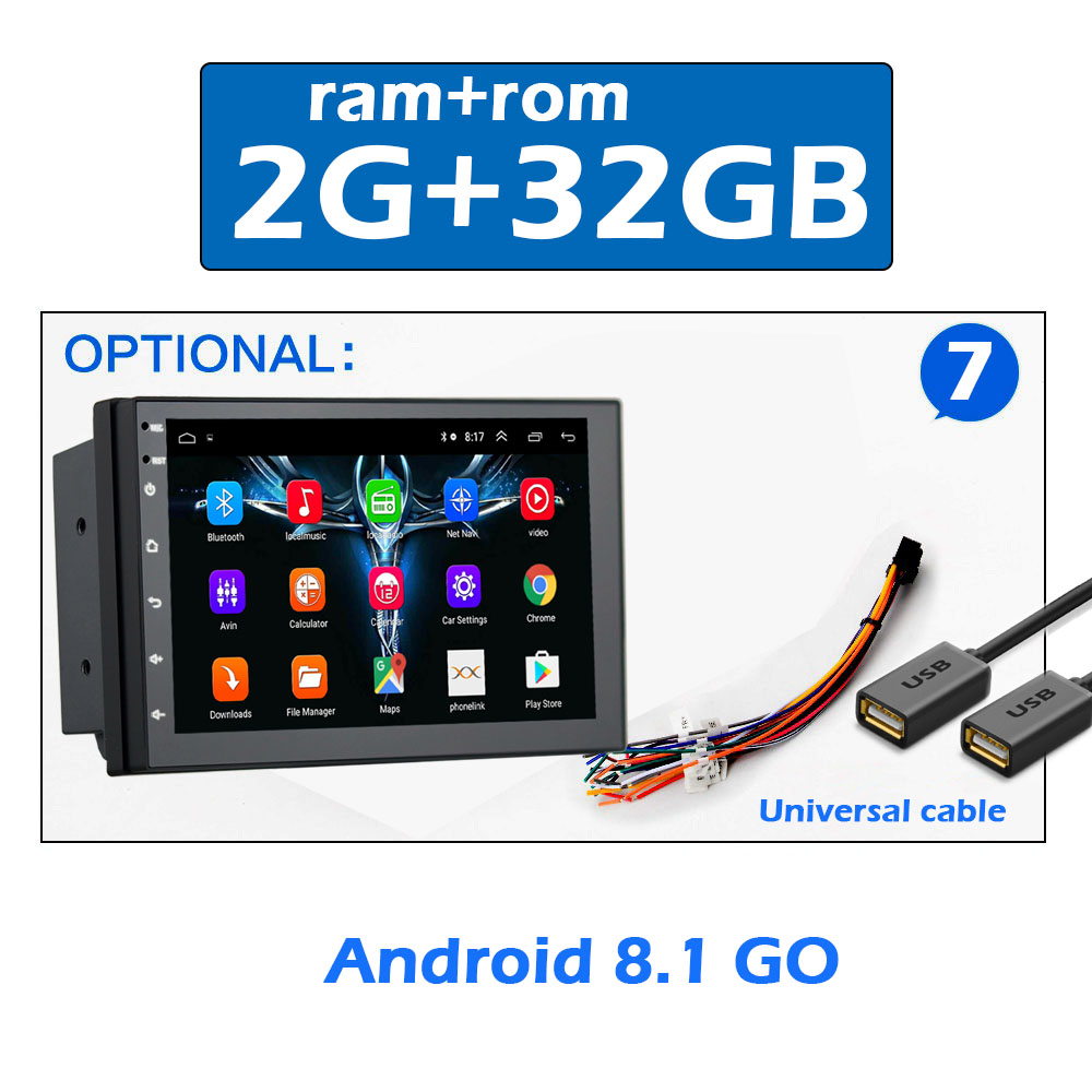 2 din CAR ANDROID 7 -7