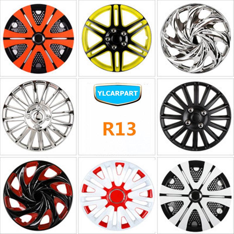 R13 Car wheel rim cover