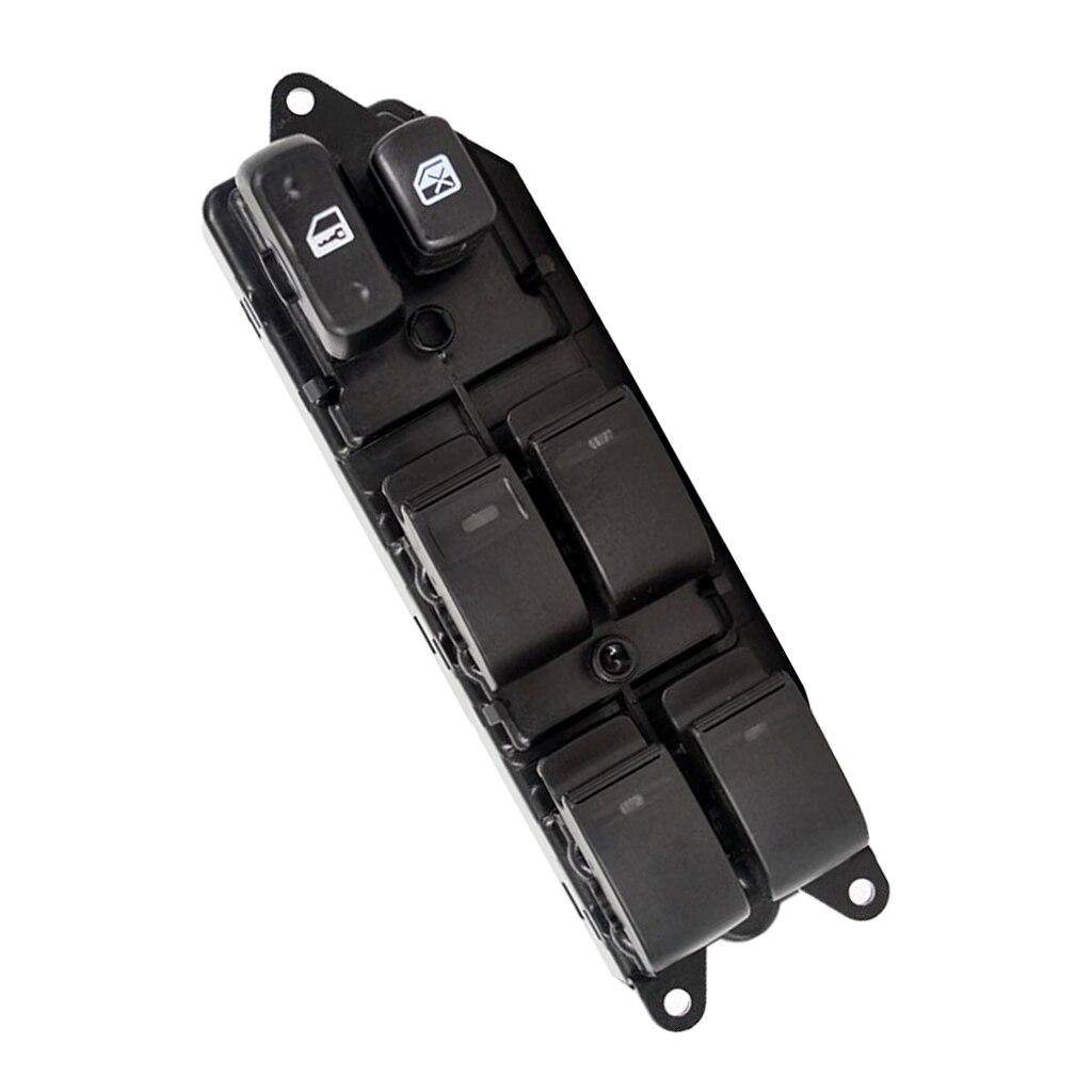 Otomobiller ve Motosikletler'ten Araba Anahtarları ve Röleleri'de 84040 48020 2008 2010 için Dodge Challenger OE tarzı pencere paneli sürücü yan ana konsol kaldırıcı anahtarı kontrolü title=