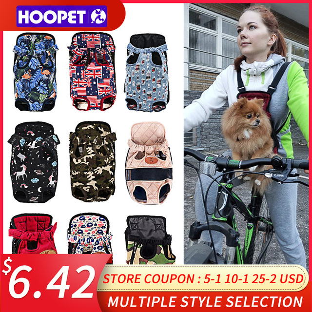 Carrier for Dogs Pet Dog Carrier Backpack Mesh Outdoor Travel Products Breathable Shoulder Handle Bags for Small Dog Cats 1