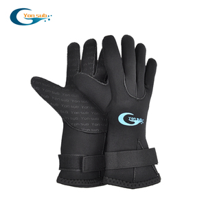 3mm Neoprene Scuba Fishing Diving Gloves Use For Underwater Hunting Spearfishing & Swimming Anti-slip Snorkel Gloves(China)
