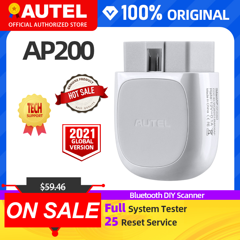 Autel AP200 Bluetooth OBD2 Scanner Code Reader Full System Diagnostic Tool diagnostic scanner PK MK808 easydiag 3.0 ThinkDiag|Code Readers & Scan Tools| - AliExpress