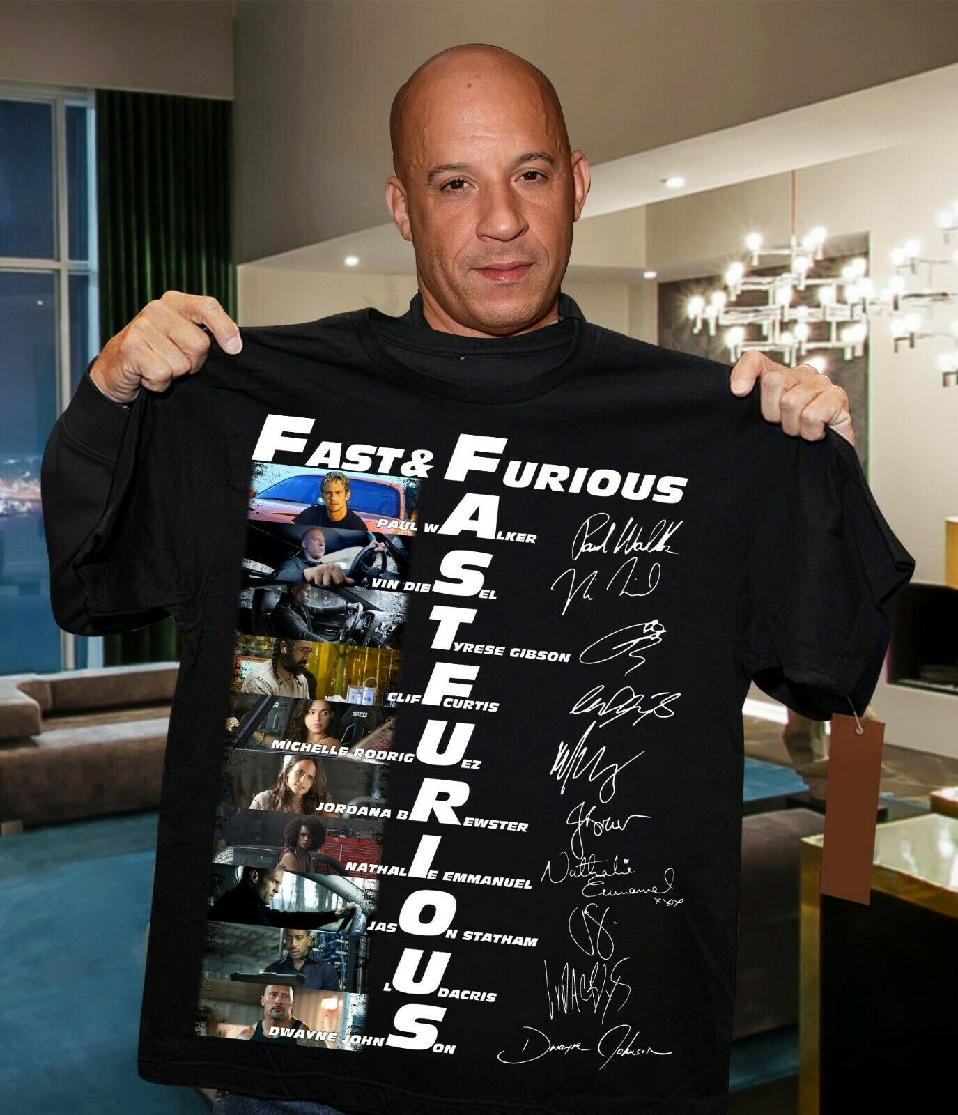 FAST AND FURIOUS SHIRT