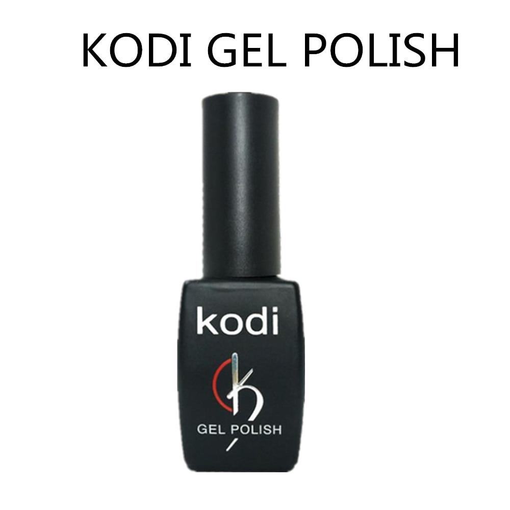 Kodi 8 мл Nail Art Однотонная Одежда УФ светодиодный лак для ногтей, Длительное Действие, био-Гели Soak Off Лаки Гель-лак грунтовка