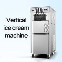 Ice cream machine commercial automatic cone machine free cleaning ice cream machine vertical ice cream machine CKX300