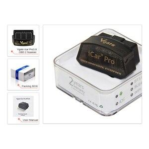 Image 5 - Vgate iCar Pro Bluetooth 4.0 OBD2 Car diagnostic Scanner OBD 2 WIFI elm327 Auto Scan Tool ODB2 For Android/IOS PK ELM 327 V 1 5