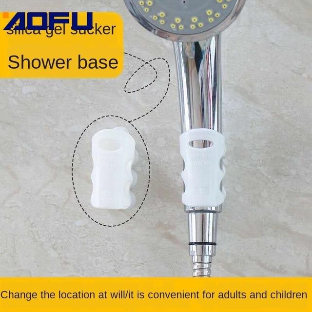 Фото прочная вакуумная присоска для ванной комнаты настенный держатель цена